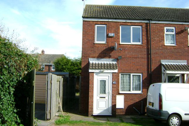 Thumbnail End terrace house for sale in Bainbridge Avenue, Hull