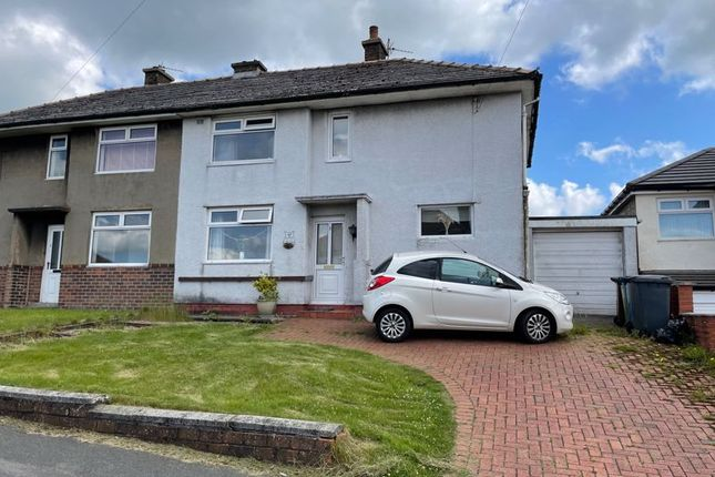 Thumbnail Semi-detached house for sale in Wycollar Close, Accrington