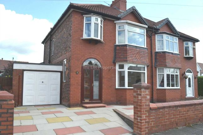 Thumbnail Detached house to rent in Elleray Road, Middleton, Manchester