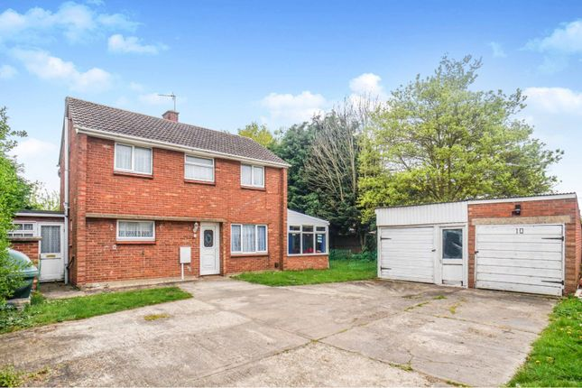 Thumbnail Detached house for sale in Princess Square, Billinghay