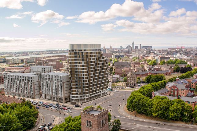 Flat for sale in Liverpool City Apartments, Greenland Street, Liverpool
