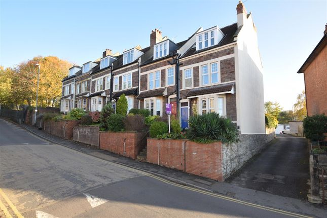 Thumbnail End terrace house for sale in Passage Road, Westbury-On-Trym