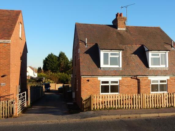 Thumbnail Semi-detached house for sale in Hawkhurst Road, Cranbrook, Kent