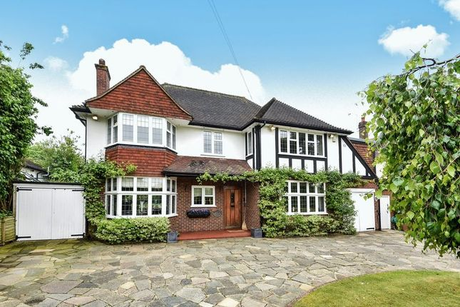 Thumbnail Detached house for sale in Sandy Lane, South Cheam