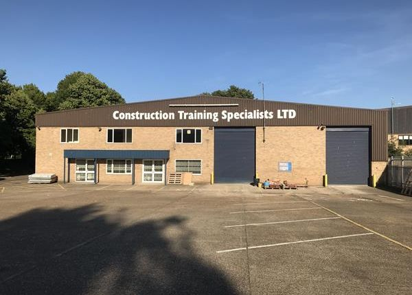 Thumbnail Light industrial to let in A, Frenbury Industrial Estate, Norwich