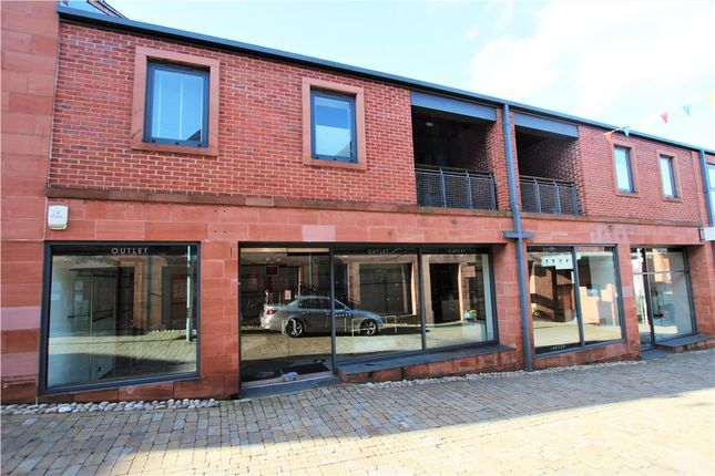 Thumbnail Retail premises to let in Units 2/3, 12 Regent Street, Knutsford, Cheshire