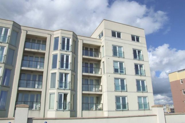Thumbnail Flat for sale in West End Parade, Pwllheli