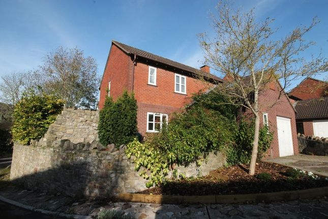 Thumbnail Detached house for sale in Partridge Close, Yate, Bristol