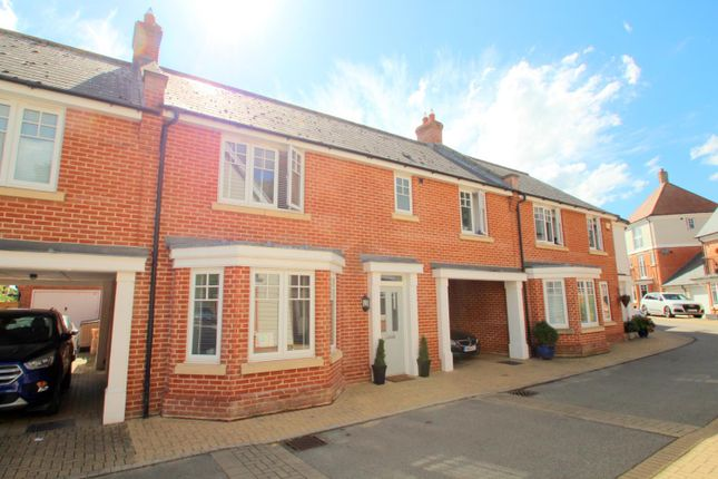 Thumbnail Terraced house for sale in Pattinson Walk, Great Horkesley, Colchester