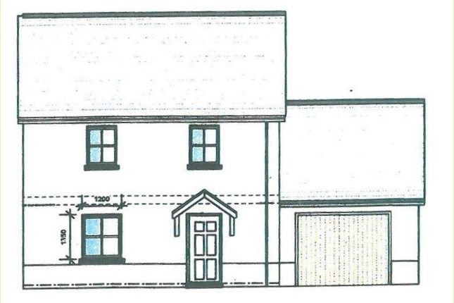 Thumbnail Semi-detached house for sale in Plot 2, Capel Iwan, Newcastle Emlyn