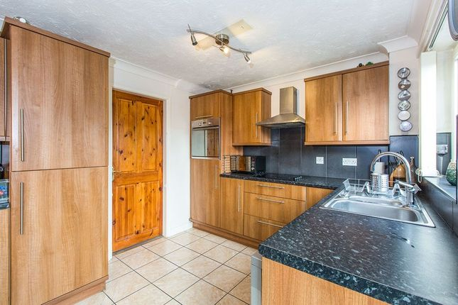 Thumbnail Semi-detached house to rent in Greaves Meadow, Penwortham, Preston