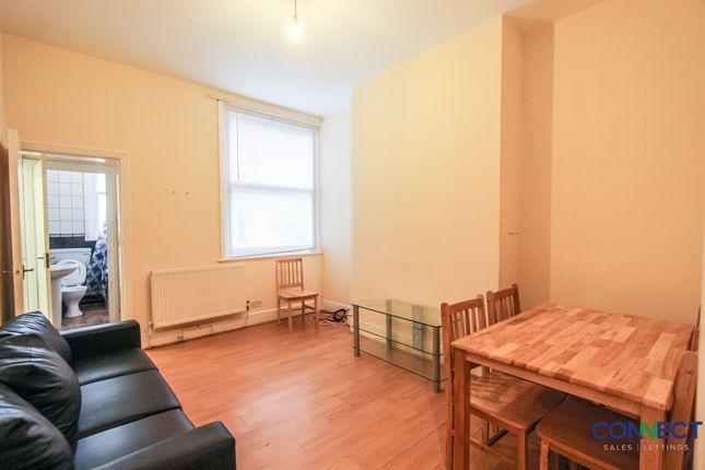 Thumbnail Flat to rent in Green Lanes, London