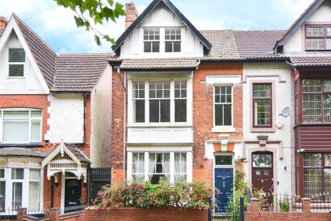 Thumbnail Semi-detached house for sale in Selwyn Road, Edgbaston, West Midlands