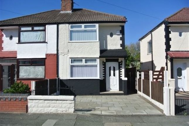 Thumbnail Semi-detached house to rent in Stuart Dr L14, 2 Bed Semi