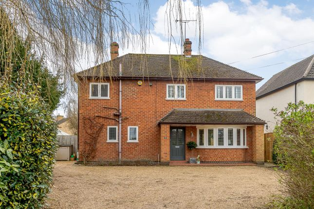Thumbnail Detached house for sale in Bawnmore Road, Rugby, Warwickshire