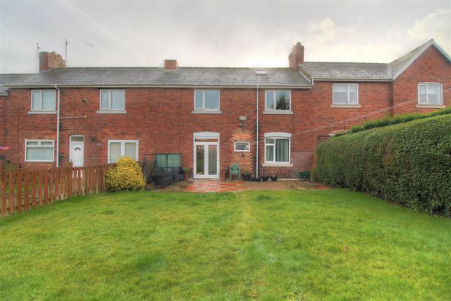 Externally of Chaytor Terrace North, Craghead, Stanley DH9
