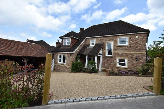 Thumbnail Detached house for sale in St. Johns Road, Crowborough, East Sussex