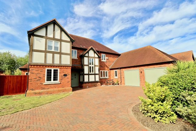 Thumbnail Detached house for sale in Oldborough Drive, Loxley
