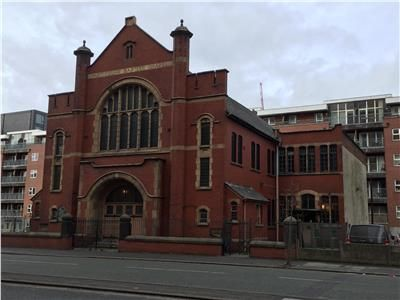 Thumbnail Commercial property for sale in Particular Baptist Chapel, Rochdale Road, Manchester, Greater Manchester