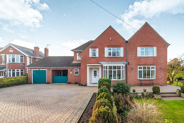 Thumbnail Detached house for sale in Swinston Hill Road, Dinnington, Sheffield