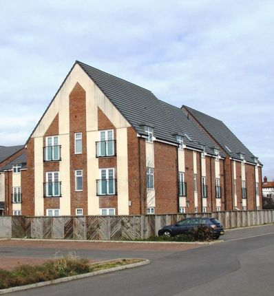 Thumbnail Flat for sale in Trueman Court, Green Lane, Acklam