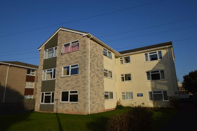 Thumbnail Flat for sale in Clarence Road East, Weston-Super-Mare
