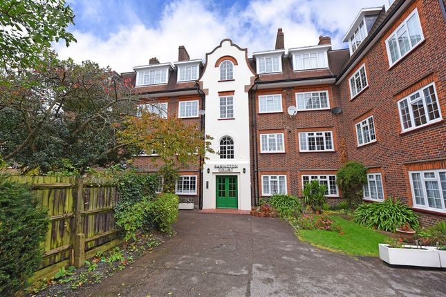 Thumbnail Flat to rent in Babington Road, London