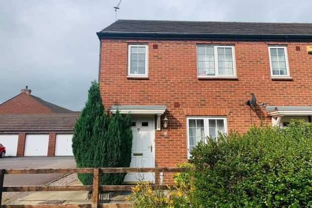 2 bed property to rent in Rogerson Road, Lichfield WS13