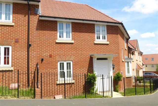Thumbnail Terraced house to rent in Nelson Way, Yeovil