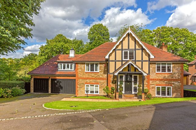 Thumbnail Detached house for sale in Oaklands View, Welwyn