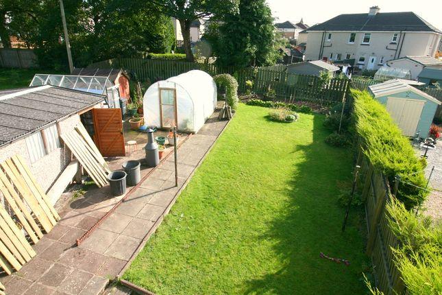 Garden of Waverley Drive, Wishaw ML2