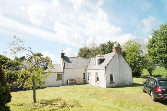 Thumbnail Farmhouse for sale in Leasburn, Auchterless, Turriff AB538Be