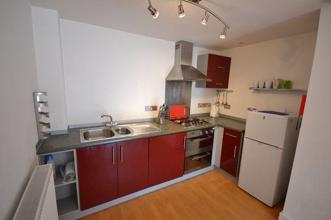 Kitchen of 50@Drakes Circus, 46 Ebrington Street, Plymouth PL4