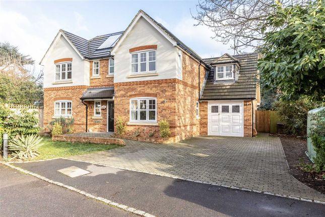 Thumbnail Detached house for sale in Oakington Close, Sunbury-On-Thames