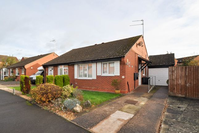 Thumbnail Semi-detached bungalow for sale in Kingham Close, Winyates Green, Redditch