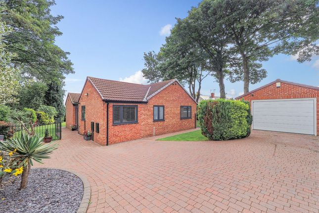 Thumbnail Detached bungalow for sale in Shafton Hall Drive, Shafton, Barnsley