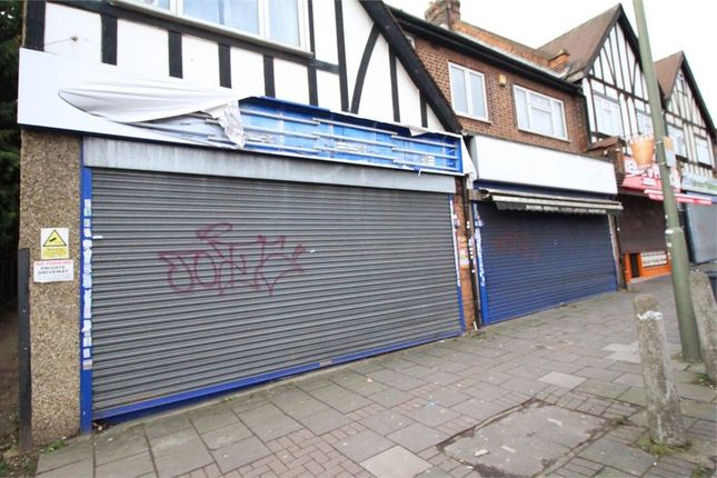 Thumbnail Commercial property to let in Burnt Oak Broadway, Edgware, Middlesex