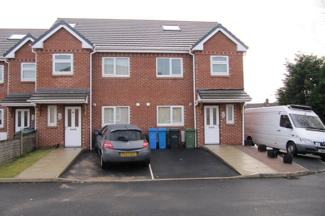 Thumbnail Town house for sale in Langwood Mews, Blackpool, Lancashire