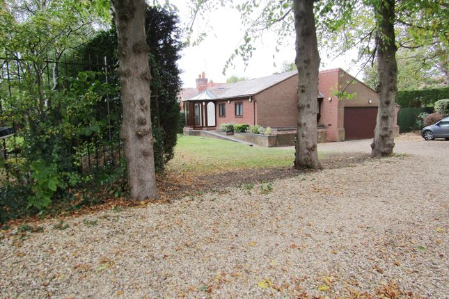 Thumbnail Property to rent in Park Crescent, Peterborough