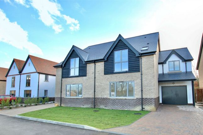 Thumbnail Semi-detached house for sale in Chantry Gardens, Churchgate Street, Old Harlow, Essex