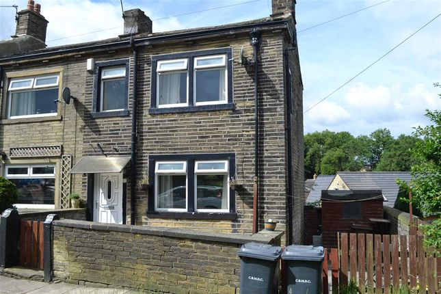 Thumbnail Cottage for sale in Campbell Street, Queensbury, Bradford