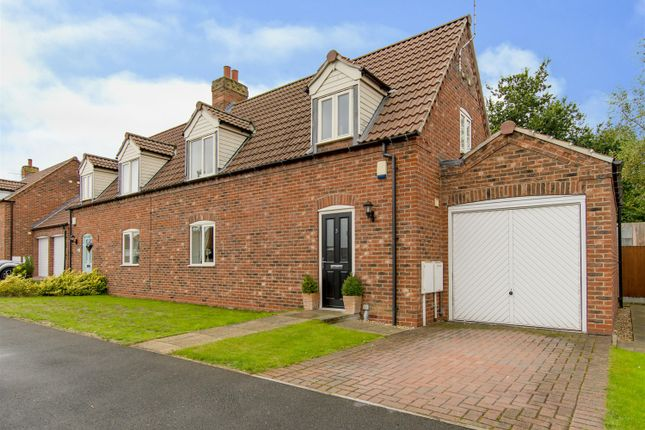 Thumbnail Semi-detached house for sale in Willow Mews, Beckingham, Doncaster