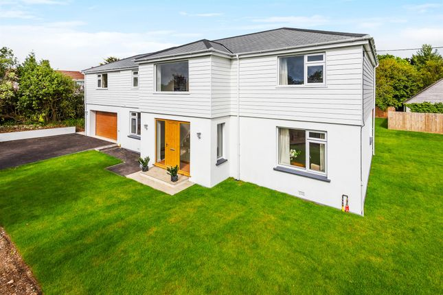 Detached house for sale in Harcourt Lane, Feock, Truro
