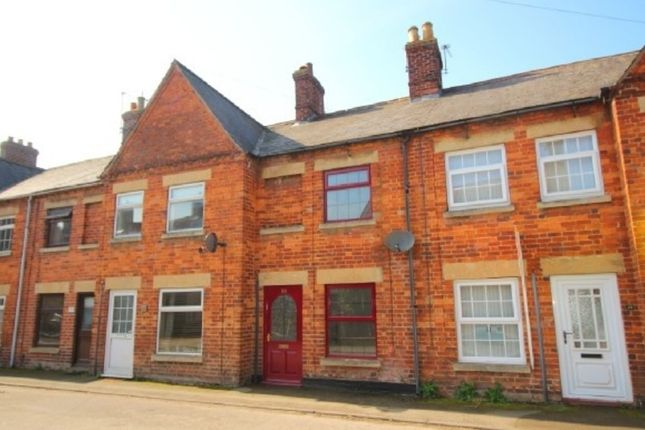 Thumbnail Terraced house to rent in High Street, Corby Glen, Grantham