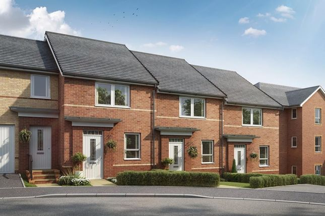 """Thumbnail 2 bed terraced house for sale in """"Belmont"""" at St. Georges Way, Newport"""