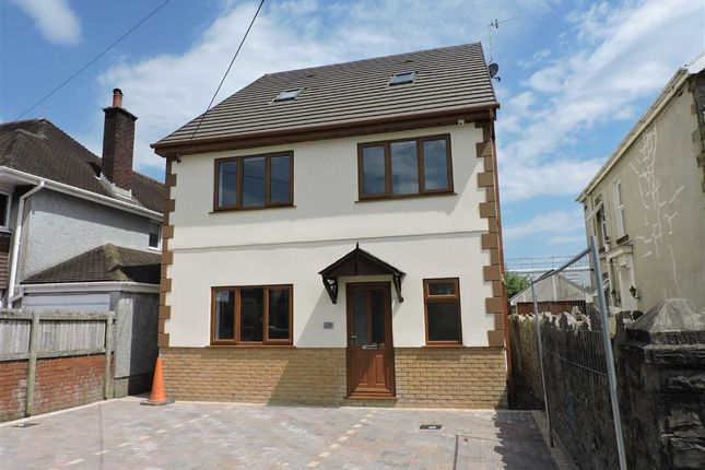 Thumbnail Detached house for sale in St. Johns Road, Clydach, Swansea