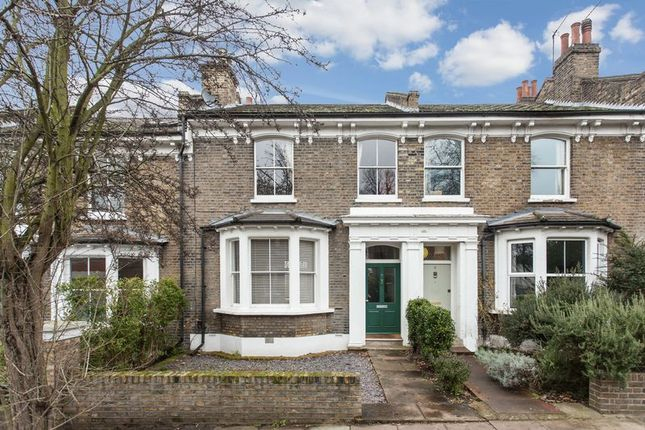Thumbnail Terraced house for sale in Ashmead Road, St Johns