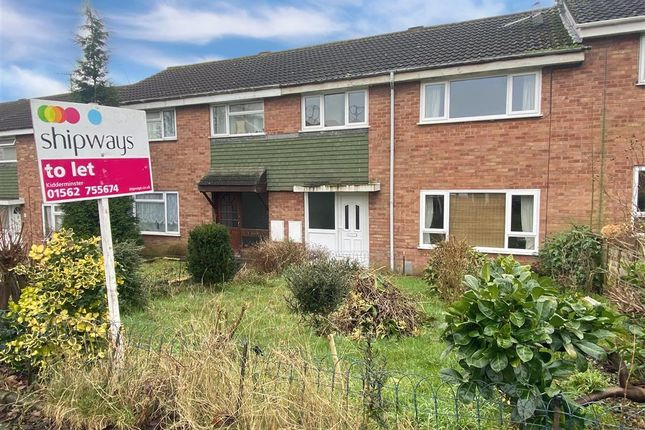 Thumbnail Property to rent in Eliot Walk, Kidderminster