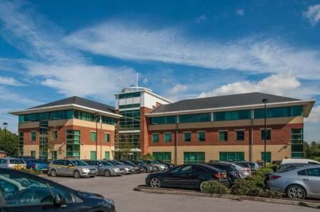 Office to let in Sankey House, Birchwood Boulevard, Birchwood Point Business Park, Warrington, Cheshire