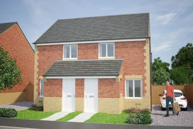 Semi-detached house for sale in Flodden Road, Pennywell, Sunderland